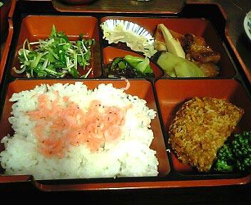 レストラン 大都会/日替わり Aランチ